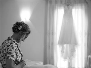le nozze di Alessia e Stafano 1