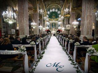 Le nozze di Elisabetta e Massimo 1