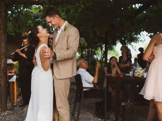 Le nozze di Luana e Michael