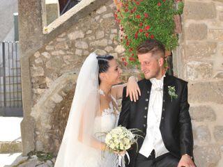 Le nozze di Francesco e Lucilla 1
