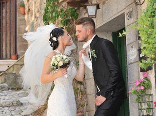 Le nozze di Francesco e Lucilla