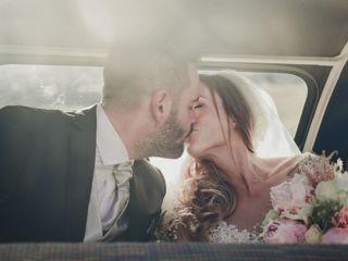 Le nozze di Erica e Giancarlo