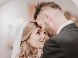 Le nozze di Erica e Giancarlo 1