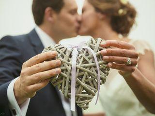 Le nozze di Brian e Naomi