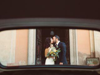 Le nozze di Sabrina e Lorenzo