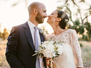 Le nozze di Davide e Giulia