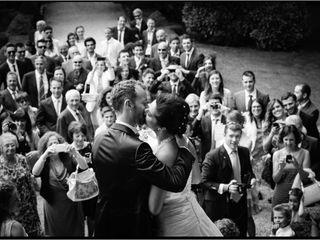 Le nozze di Lara e Leonard