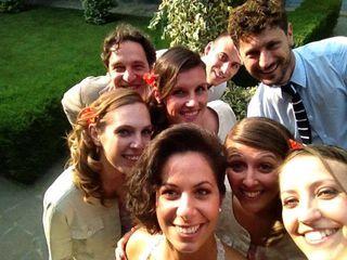 Le nozze di Lara e Leonard 2