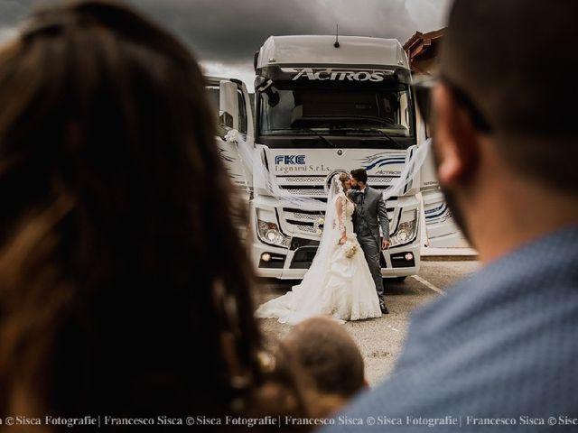 Il matrimonio di Antonio  e Katia a Petilia Policastro, Crotone 2