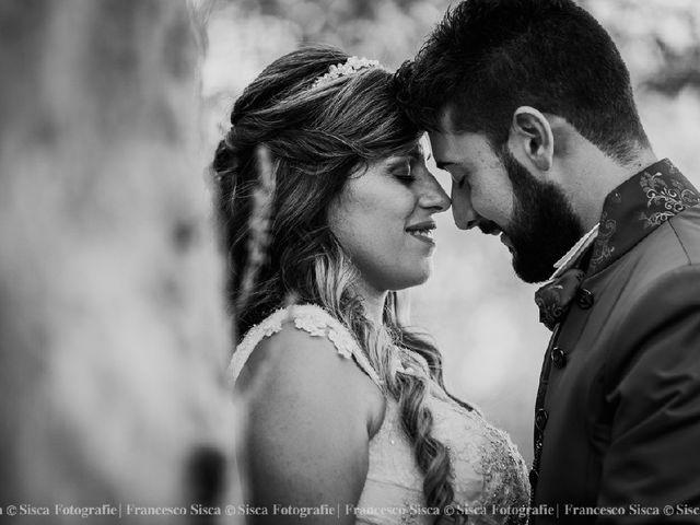 Il matrimonio di Antonio  e Katia a Petilia Policastro, Crotone 3