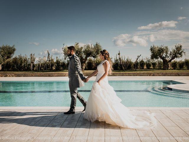 Il matrimonio di Antonio  e Katia a Petilia Policastro, Crotone 1