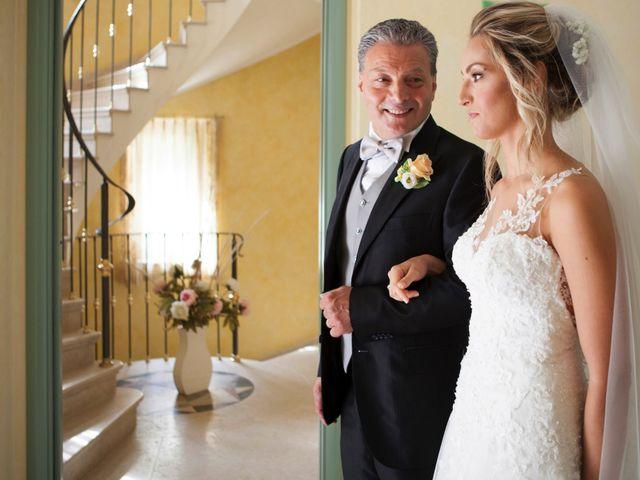 Il matrimonio di Stafano e Alessia a Albino, Bergamo 9