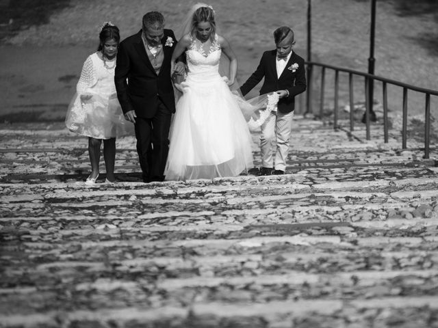 Il matrimonio di Stafano e Alessia a Albino, Bergamo 11