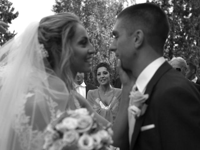 Il matrimonio di Stafano e Alessia a Albino, Bergamo 13