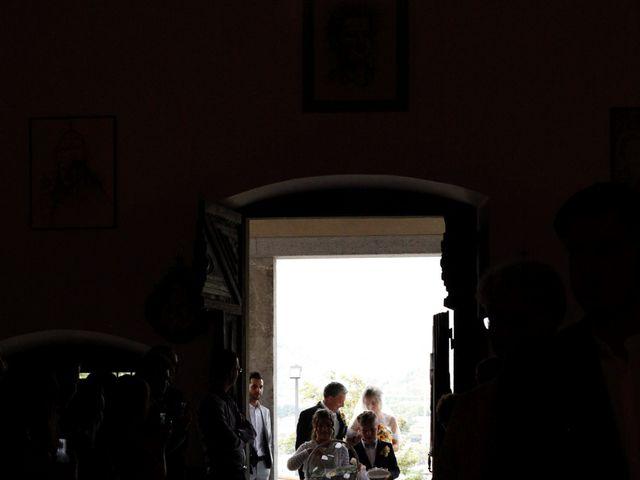 Il matrimonio di Stafano e Alessia a Albino, Bergamo 14