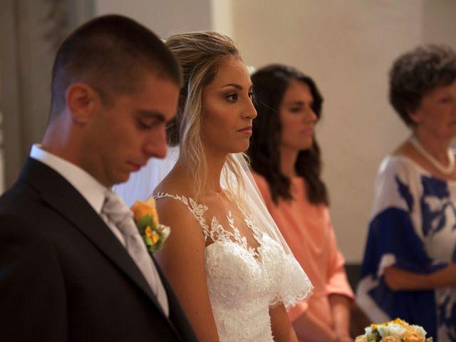 Il matrimonio di Stafano e Alessia a Albino, Bergamo 15