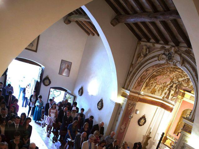 Il matrimonio di Stafano e Alessia a Albino, Bergamo 16