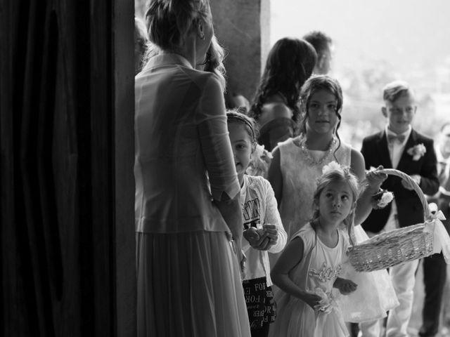 Il matrimonio di Stafano e Alessia a Albino, Bergamo 19