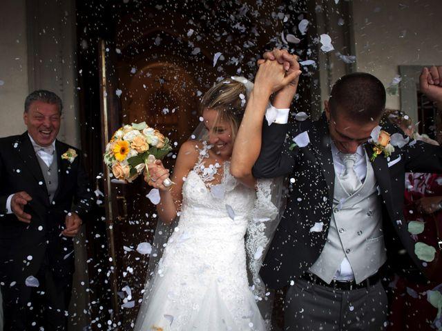 Il matrimonio di Stafano e Alessia a Albino, Bergamo 20