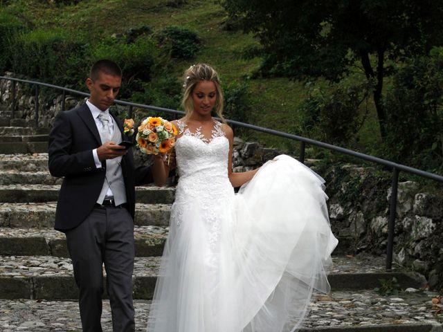 Il matrimonio di Stafano e Alessia a Albino, Bergamo 22