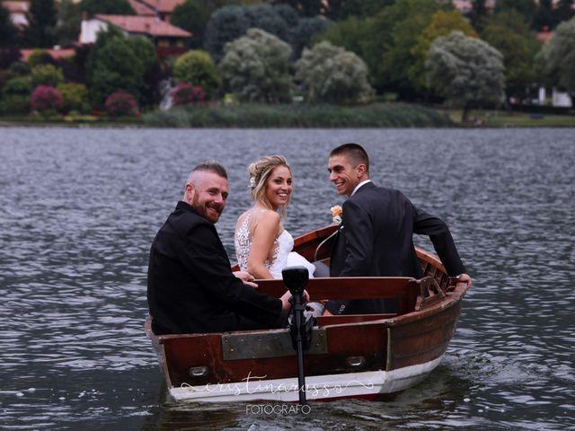 Il matrimonio di Stafano e Alessia a Albino, Bergamo 24