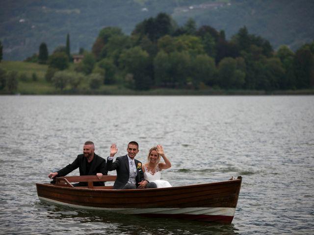 Il matrimonio di Stafano e Alessia a Albino, Bergamo 26