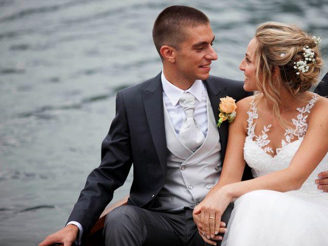 Il matrimonio di Stafano e Alessia a Albino, Bergamo 27