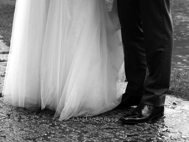 Il matrimonio di Stafano e Alessia a Albino, Bergamo 28