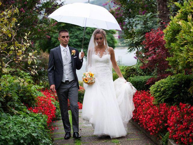 Il matrimonio di Stafano e Alessia a Albino, Bergamo 29