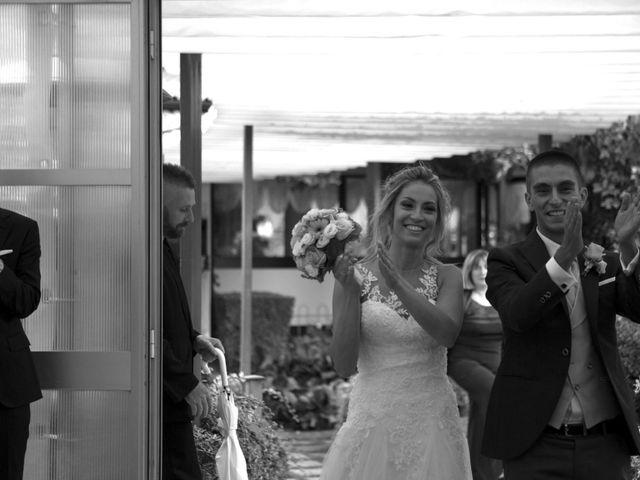 Il matrimonio di Stafano e Alessia a Albino, Bergamo 30
