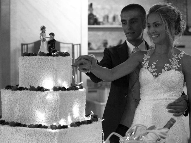 Il matrimonio di Stafano e Alessia a Albino, Bergamo 33