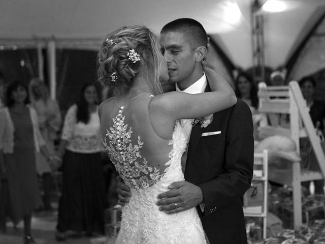 Il matrimonio di Stafano e Alessia a Albino, Bergamo 37