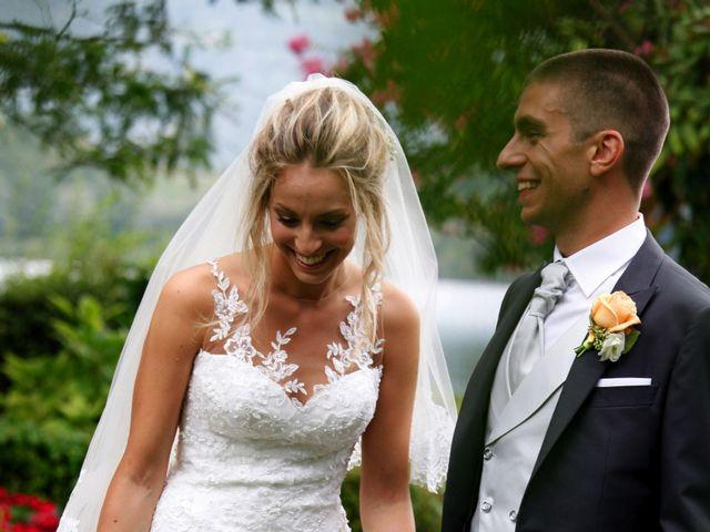 Il matrimonio di Stafano e Alessia a Albino, Bergamo 42