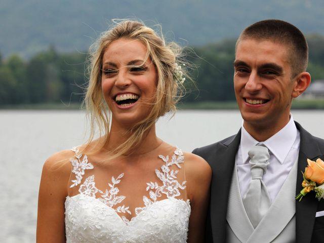 Il matrimonio di Stafano e Alessia a Albino, Bergamo 43