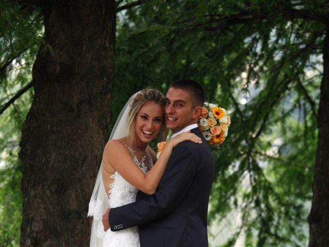 Il matrimonio di Stafano e Alessia a Albino, Bergamo 44