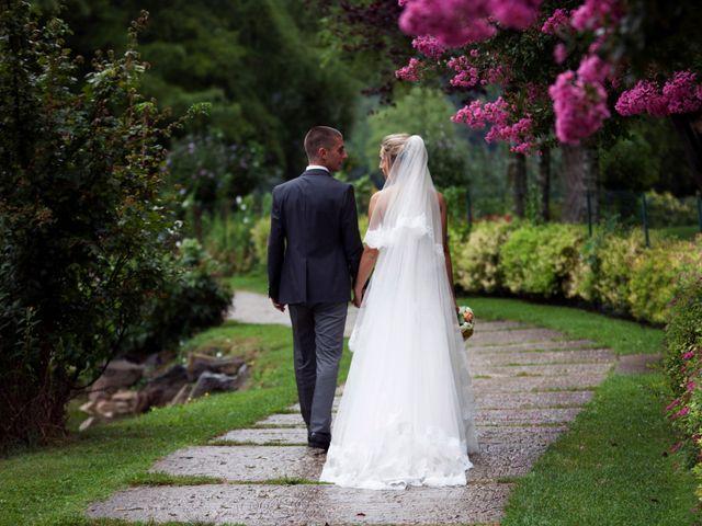 Il matrimonio di Stafano e Alessia a Albino, Bergamo 45