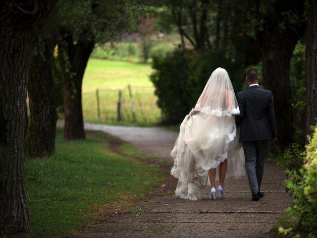 Il matrimonio di Stafano e Alessia a Albino, Bergamo 46