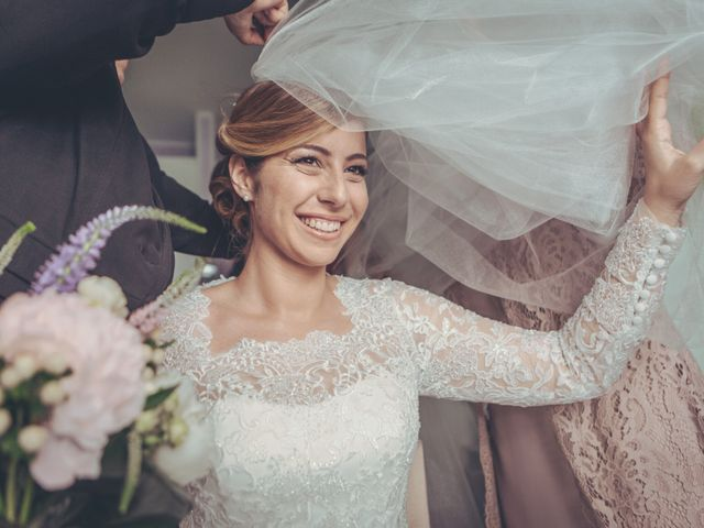 Il matrimonio di Luigi e Barbara a Mesagne, Brindisi 7
