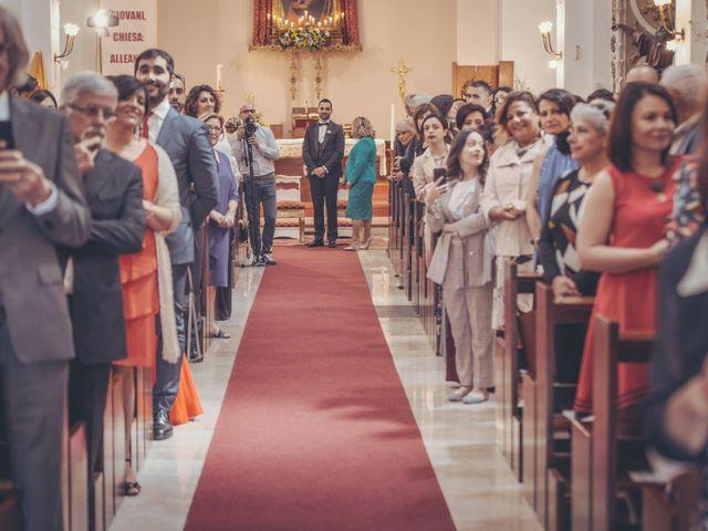 Il matrimonio di Luigi e Barbara a Mesagne, Brindisi 11