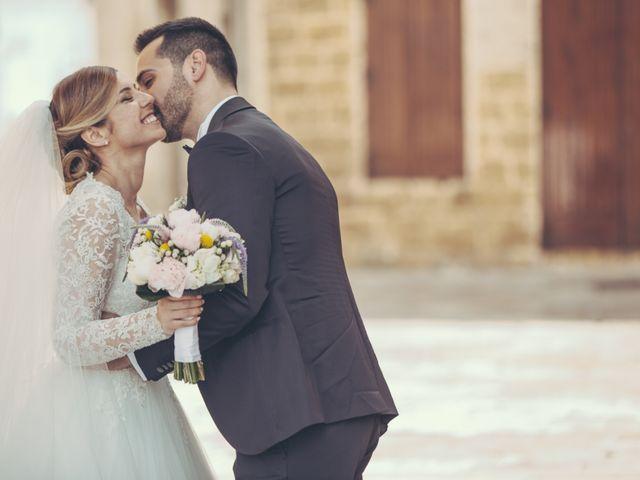 Il matrimonio di Luigi e Barbara a Mesagne, Brindisi 24