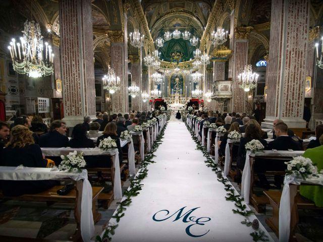 Il matrimonio di Massimo e Elisabetta a Camogli, Genova 1