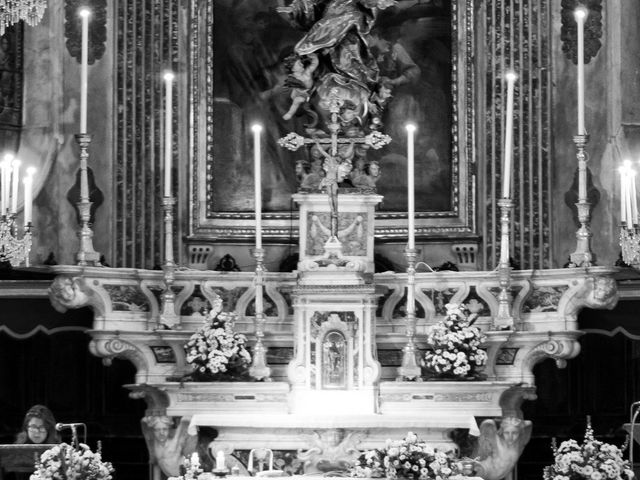 Il matrimonio di Massimo e Elisabetta a Camogli, Genova 3