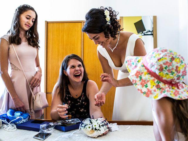Il matrimonio di Michael e Luana a Salento, Salerno 3