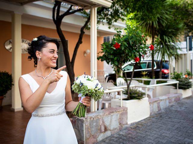 Il matrimonio di Michael e Luana a Salento, Salerno 5