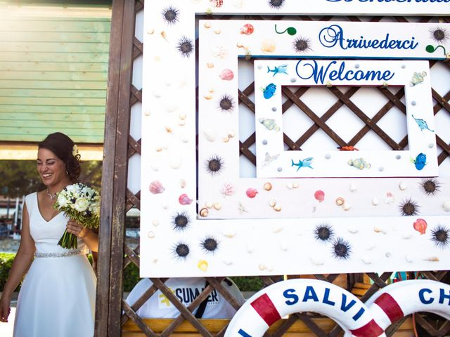 Il matrimonio di Michael e Luana a Salento, Salerno 7