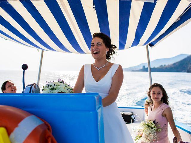 Il matrimonio di Michael e Luana a Salento, Salerno 10