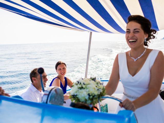Il matrimonio di Michael e Luana a Salento, Salerno 1