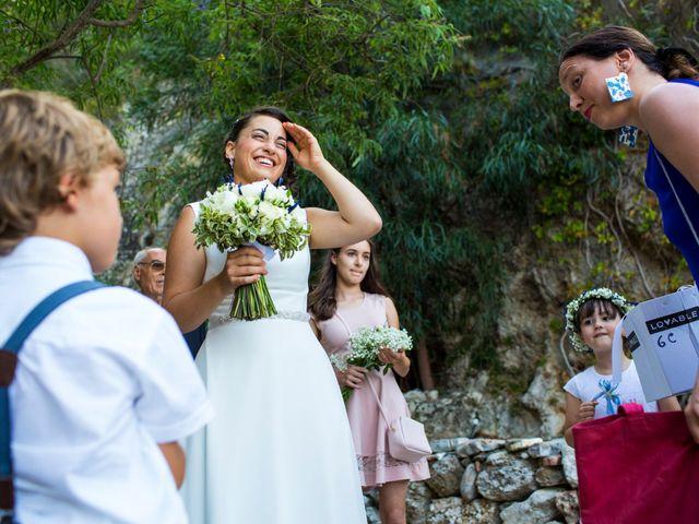 Il matrimonio di Michael e Luana a Salento, Salerno 14