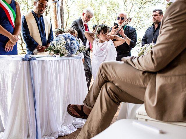 Il matrimonio di Michael e Luana a Salento, Salerno 21
