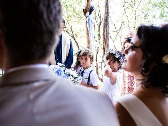 Il matrimonio di Michael e Luana a Salento, Salerno 22